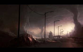 Sci Fi - Post Apocalyptic Wallpapers and Backgrounds ID : 112316