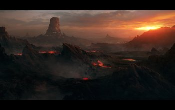 Sci Fi - Landscape Wallpapers and Backgrounds ID : 112416