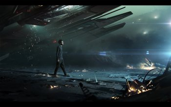 Science Fiction - Artistisk Wallpapers and Backgrounds ID : 112494