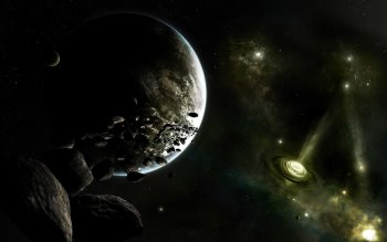 Science-Fiction - Planeten Wallpapers and Backgrounds ID : 112778