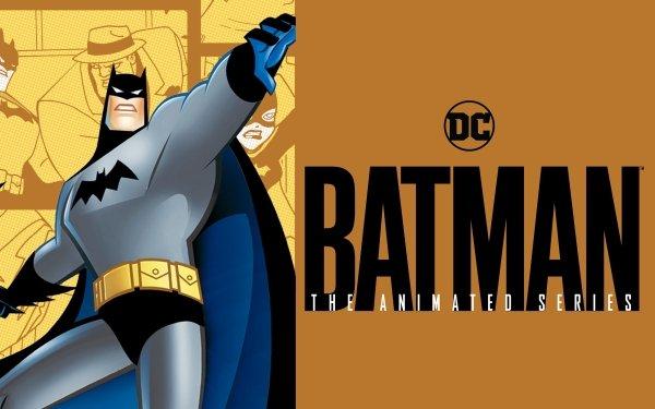 TV Show The New Batman Adventures Batman HD Wallpaper   Background Image