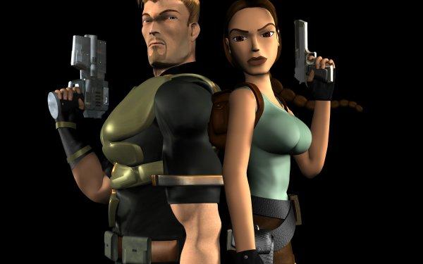 Video Game Tomb Raider: The Last Revelation Tomb Raider Lara Croft HD Wallpaper   Background Image