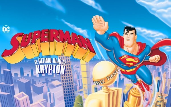 TV Show Superman: The Animated Series Superman Daily Planet Metropolis HD Wallpaper | Background Image