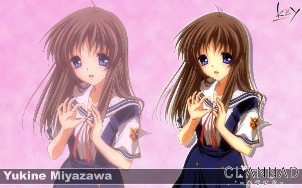 Anime Clannad Yukine Miyazawa HD Wallpaper | Background Image