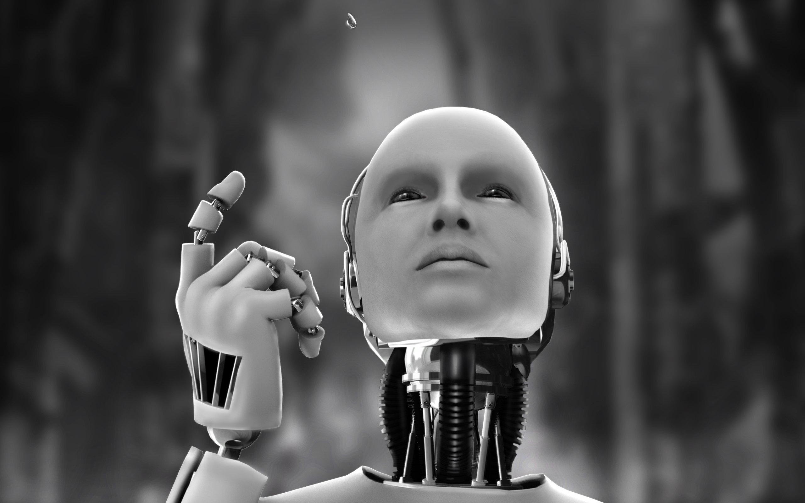 Resultado de imagen para robots wallpapers