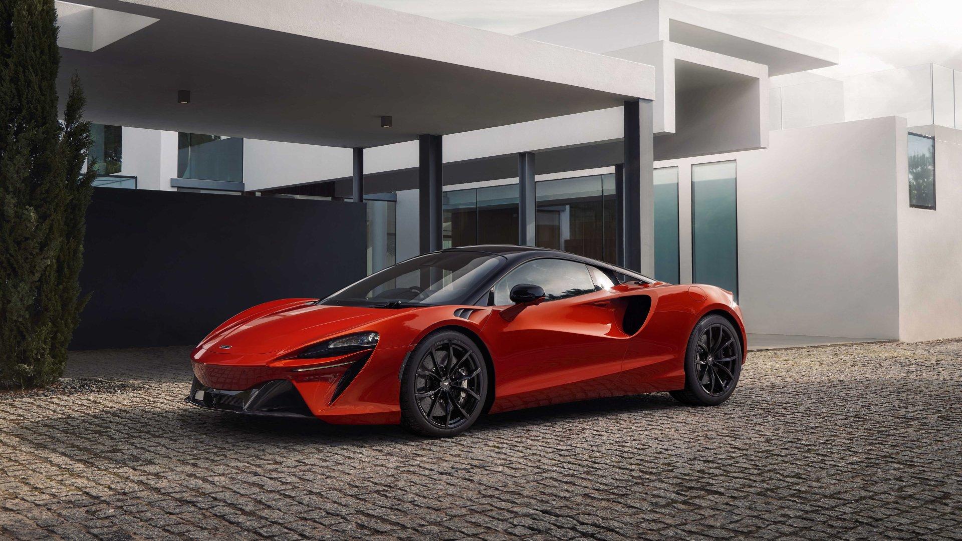 McLaren Artura 15k Ultra HD Wallpaper | Background Image ...