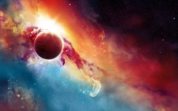 Science-Fiction - Planet Wallpapers and Backgrounds ID : 113326