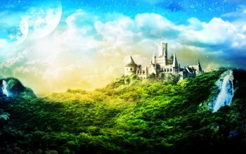 Fantasy - Castle Wallpapers and Backgrounds ID : 113338