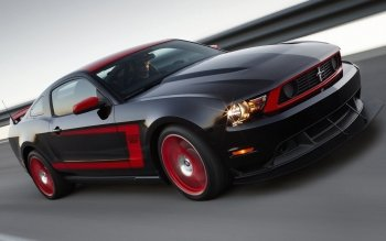 Vehicles - Mustang Wallpapers and Backgrounds ID : 113578