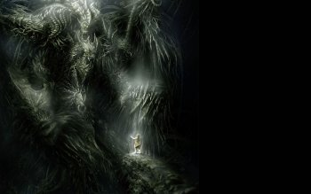 Dark - Creature Wallpapers and Backgrounds ID : 11366