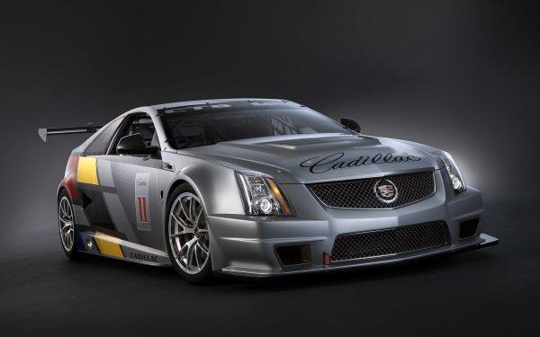 Vehicles Cadillac CTS-V Cadillac Cadillac CTS-V Coupe Sport Car Race Car Coupé Car HD Wallpaper   Background Image
