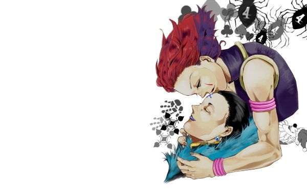 Anime Hunter x Hunter Hisoka Chrollo Lucilfer HD Wallpaper | Background Image