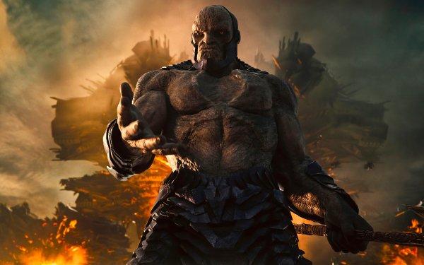 Movie Zack Snyder's Justice League Justice League Darkseid Supervillain DC Comics HD Wallpaper   Background Image