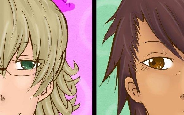 Anime Tiger & Bunny Barnaby Brooks Jr. Kotetsu T. Kaburagi HD Wallpaper   Background Image