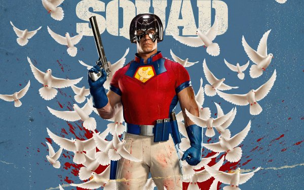 Movie The Suicide Squad John Cena Peacemaker HD Wallpaper | Background Image