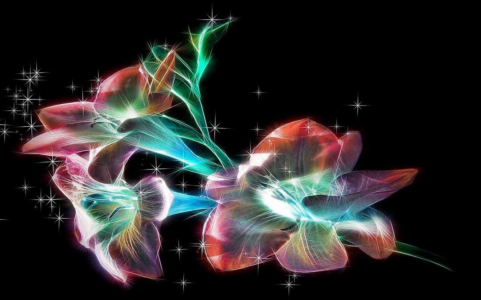 Artistique - Fractale  Fond d'écran