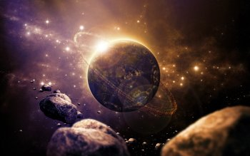 Sciencefiction - Planeten Wallpapers and Backgrounds ID : 114646