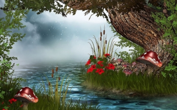 Artistiek - Fantasie Wallpapers and Backgrounds ID : 114836