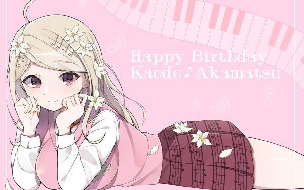 Video Game Danganronpa V3: Killing Harmony Danganronpa Kaede Akamatsu HD Wallpaper | Background Image
