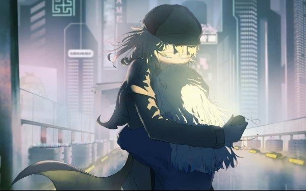 Anime Virtual Youtuber Watson Amelia Gawr Gura HD Wallpaper | Background Image