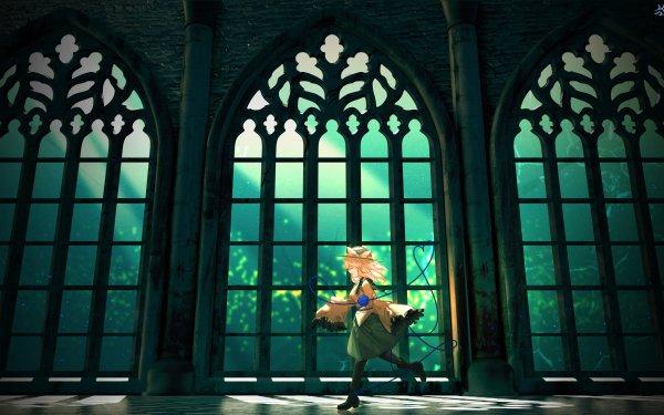 Anime Touhou Koishi Komeiji HD Wallpaper | Background Image