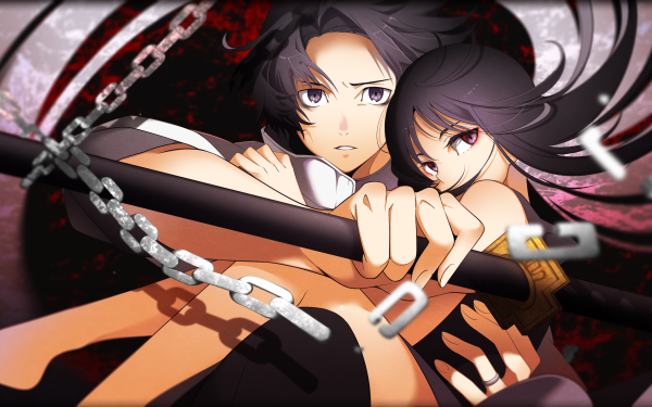 Anime Jujutsu Kaisen Yuta Okkotsu Erika Orimoto Black Hair HD Wallpaper   Background Image