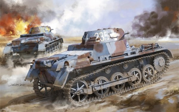 Military Tank Tanks Wehrmacht HD Wallpaper | Background Image