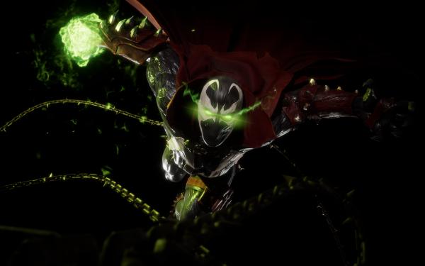 Video Game Mortal Kombat 11 Spawn HD Wallpaper   Background Image
