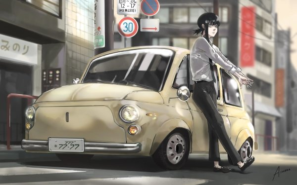 Anime Chainsaw Man Kobeni Higashiyama HD Wallpaper | Background Image