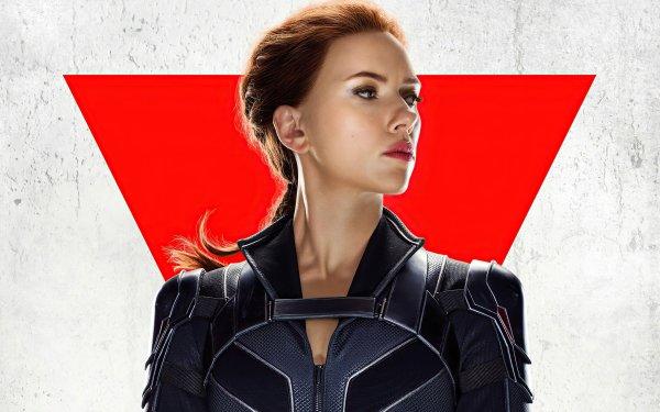 Movie Black Widow Scarlett Johansson Woman Natasha Romanoff HD Wallpaper | Background Image