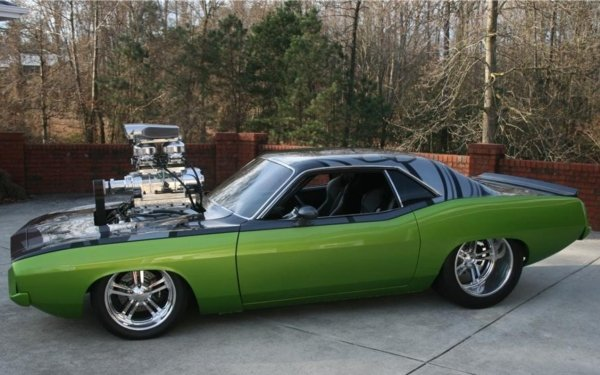 Vehicles Plymouth Barracuda Plymouth HD Wallpaper   Background Image