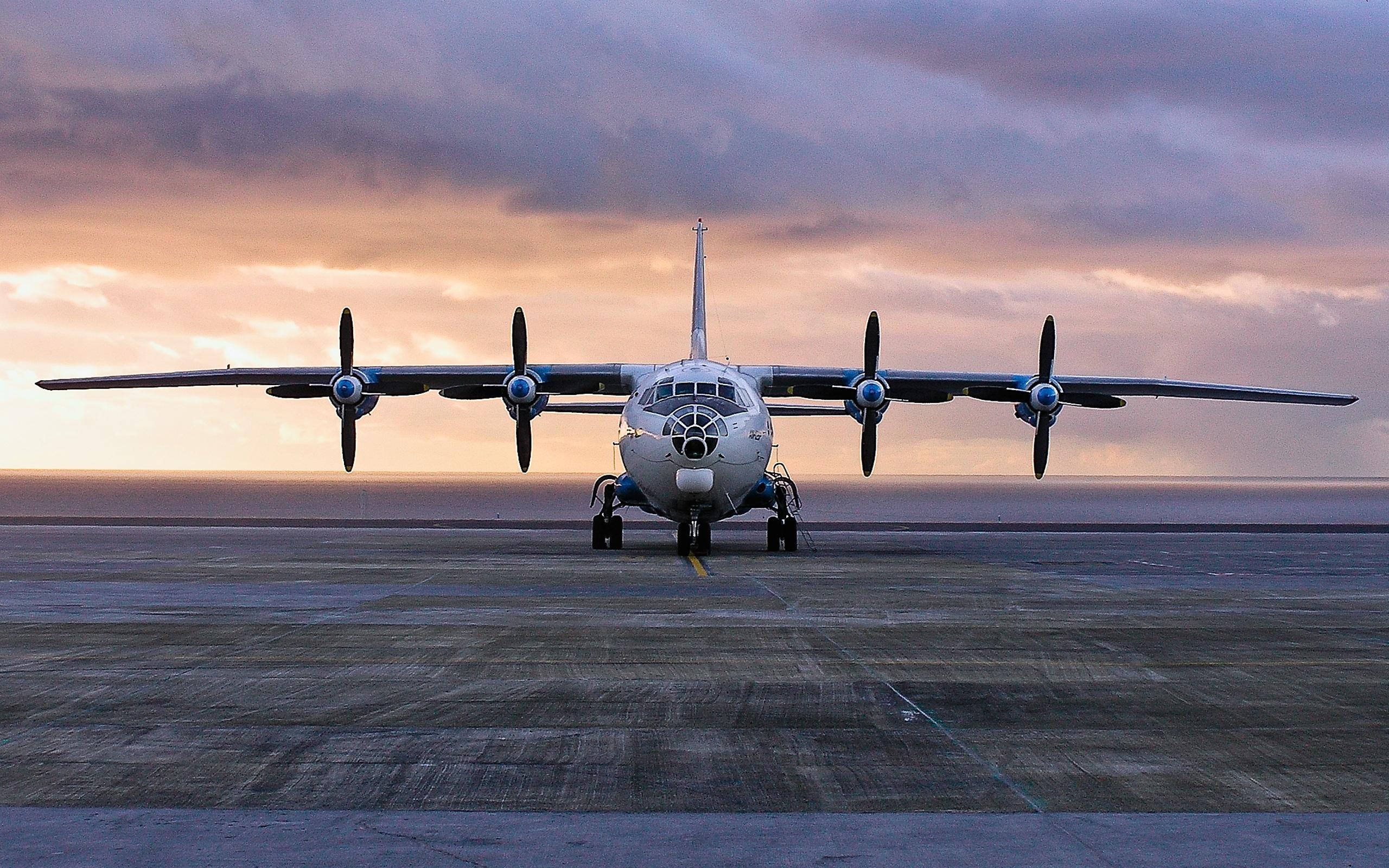 Antonov Uçak Modelleri
