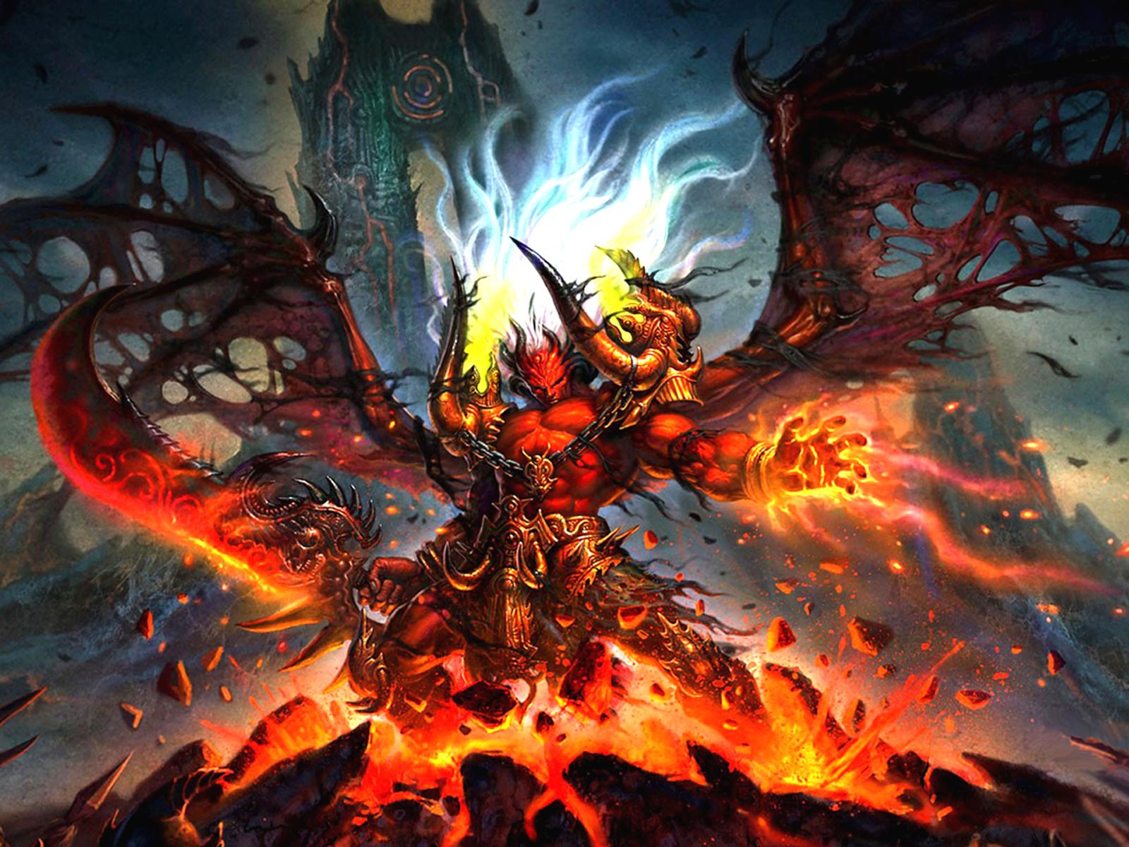 Видеоигры - Warcraft  Обои