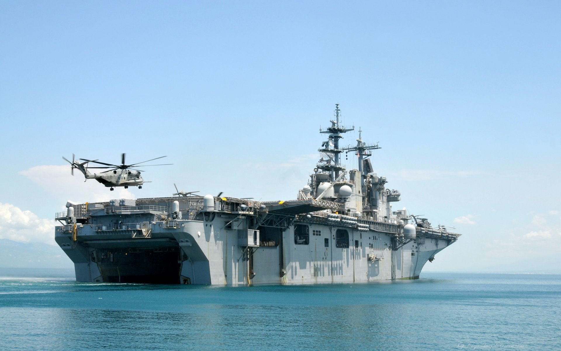 uss kearsarge  lhd-3  hd wallpaper