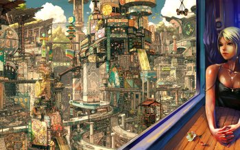 Sciencefiction - Steampunk Wallpapers and Backgrounds ID : 115348