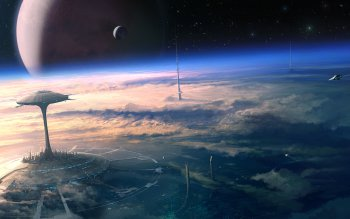 Science-Fiction - Großstadt Wallpapers and Backgrounds ID : 115838