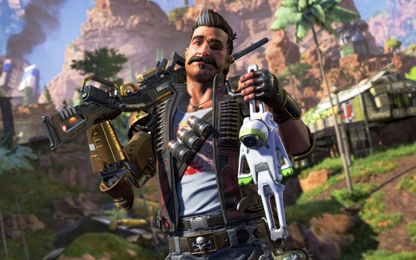Video Game Apex Legends Fuse HD Wallpaper | Background Image