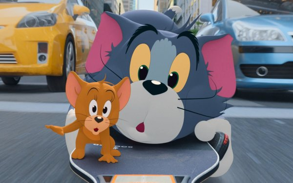 Movie Tom & Jerry Tom Jerry HD Wallpaper | Background Image