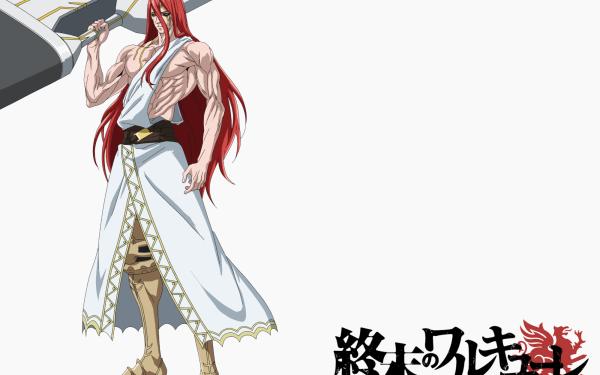 Anime Record of Ragnarok Thor HD Wallpaper | Background Image