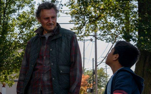 Movie The Marksman Liam Neeson HD Wallpaper | Background Image