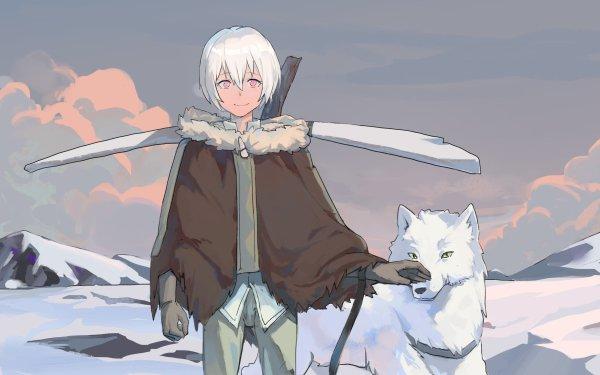 Anime To Your Eternity Fushi Joan HD Wallpaper | Background Image