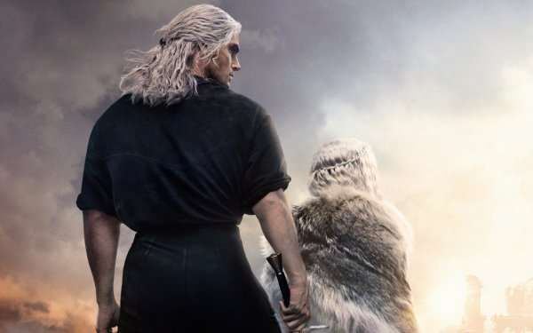 TV Show The Witcher Geralt of Rivia Ciri Henry Cavill HD Wallpaper | Background Image