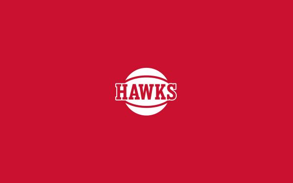 Sports Atlanta Hawks Basketball NBA Logo Emblem Crest Symbol Badge HD Wallpaper | Background Image