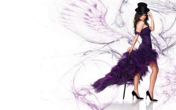 Femmes Artistique Evangeline Lilly Fond d'écran HD | Arrière-Plan