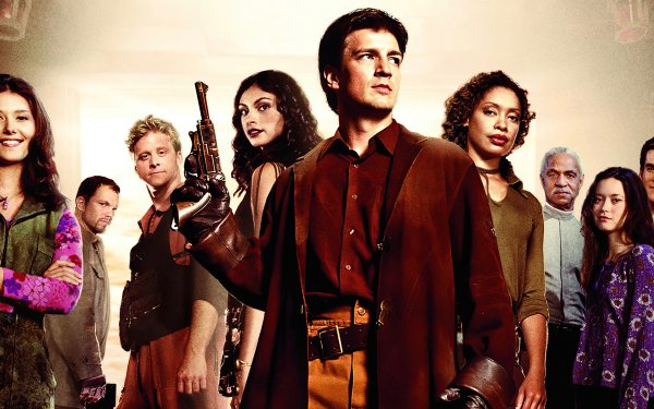 TV Show Firefly Nathan Fillion Morena Baccarin Summer Glau Gina Torres Jewel Staite HD Wallpaper   Background Image