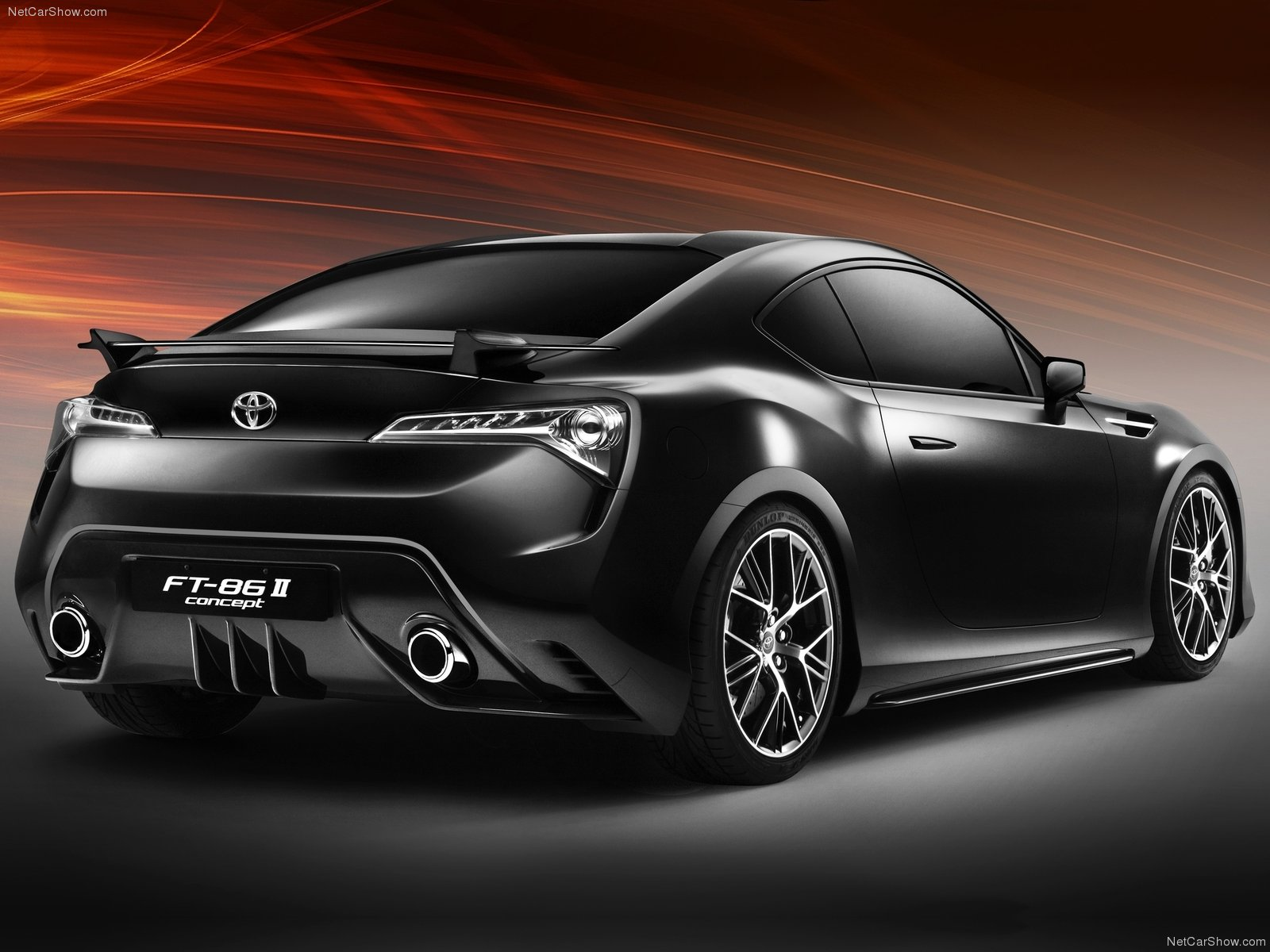Toyota FT II Wallpaper And Background Image X ID - Fast car ft