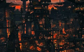 Sciencefiction - Steampunk Wallpapers and Backgrounds ID : 116358