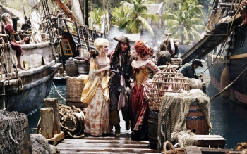 Film - Pirates Of The Caribbean: At World's End Wallpapers and Backgrounds ID : 116496