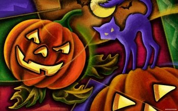 Feestdag - Halloween Wallpapers and Backgrounds ID : 116554