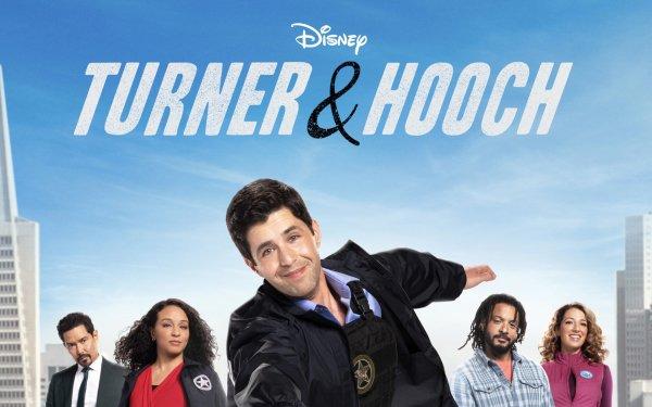 TV Show Turner & Hooch Josh Peck HD Wallpaper | Background Image